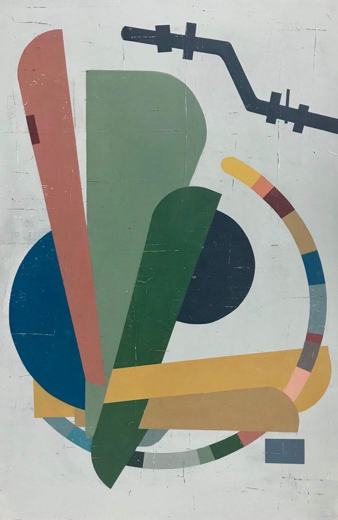 Farverig kunst