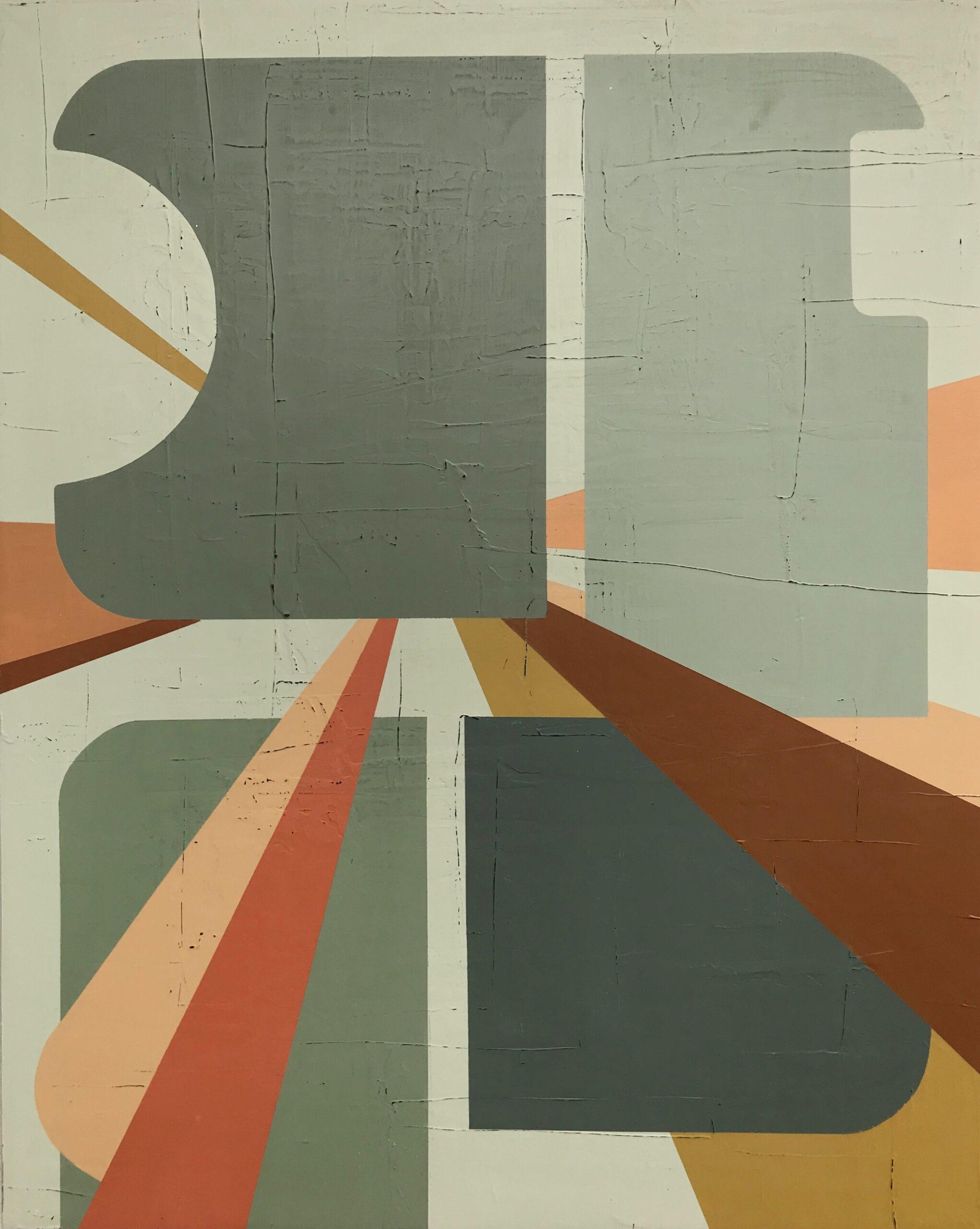 Maleri til udstilling og salg